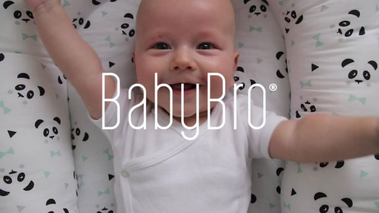 BabyBro video omslag