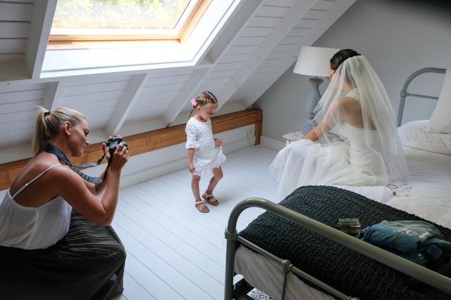 Bruiloft foto Romein Online
