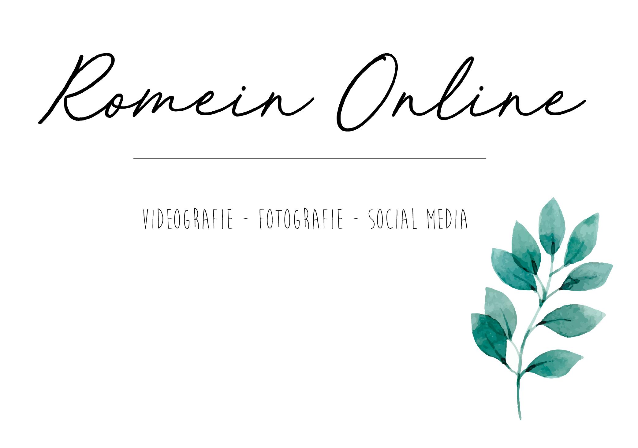 Romein Online – Videografie – Fotografie – Social Media